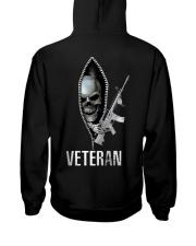Zip Veteran Hooded Sweatshirt thumbnail