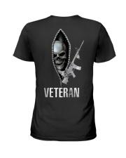 Zip Veteran Ladies T-Shirt thumbnail