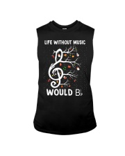 LIFE WITHOUT MUSIC WOULD Sleeveless Tee thumbnail