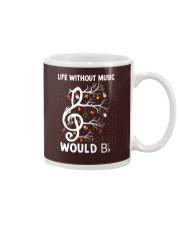 LIFE WITHOUT MUSIC WOULD Mug thumbnail