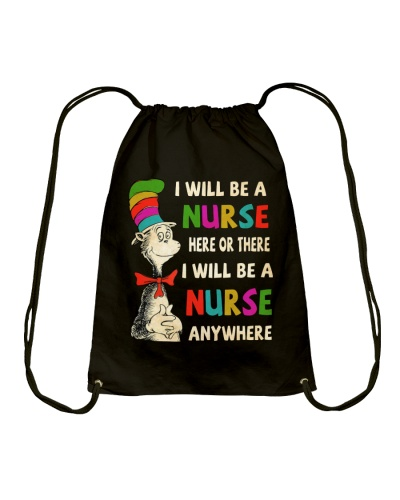 I Will be a Nurse anywhere