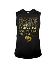 Special Education Teachers Sleeveless Tee thumbnail