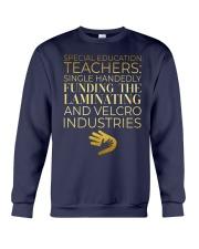 Special Education Teachers Crewneck Sweatshirt thumbnail