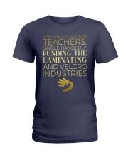 Special Education Teachers Ladies T-Shirt thumbnail