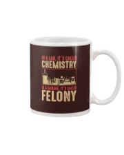 IN A LAB IT'S CALLED CHEMISTRY IN A GARAGE Mug thumbnail