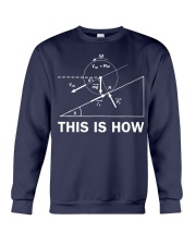THIS IS HOW Crewneck Sweatshirt thumbnail