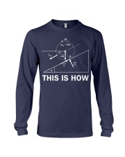 THIS IS HOW Long Sleeve Tee thumbnail