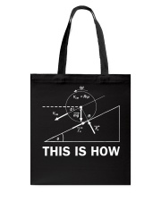 THIS IS HOW Tote Bag thumbnail