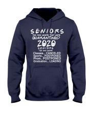 Seniors - Quarantined 2020 Hooded Sweatshirt thumbnail