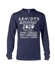 Seniors - Quarantined 2020 Long Sleeve Tee thumbnail