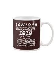 Seniors - Quarantined 2020 Mug thumbnail