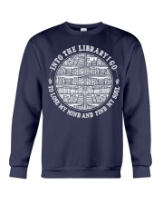 Into the Library i go to lose my mind and find Crewneck Sweatshirt thumbnail