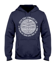 Into the Library i go to lose my mind and find Hooded Sweatshirt thumbnail