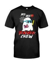 BOO BOO TEACHER CREW Classic T-Shirt front