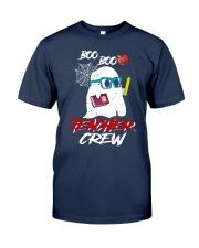 BOO BOO TEACHER CREW Classic T-Shirt tile