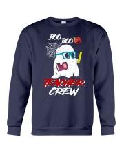 BOO BOO TEACHER CREW Crewneck Sweatshirt thumbnail