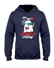 BOO BOO TEACHER CREW Hooded Sweatshirt thumbnail