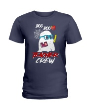 BOO BOO TEACHER CREW Ladies T-Shirt thumbnail