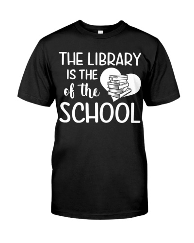The Librarian is the of the School
