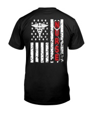 Nurse Flag Premium Fit Mens Tee thumbnail