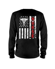 Nurse Flag Long Sleeve Tee thumbnail