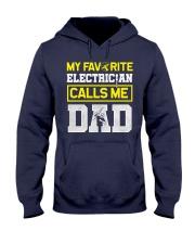 Electrician Calls me Dad Hooded Sweatshirt thumbnail