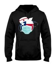 Texas Nurses Hooded Sweatshirt thumbnail