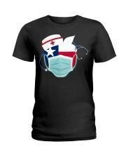 Texas Nurses Ladies T-Shirt thumbnail
