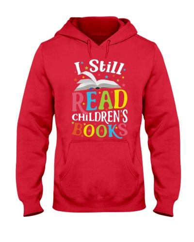 I still read children's books