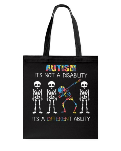 AUTISM IT'S NOT A DISABILITY