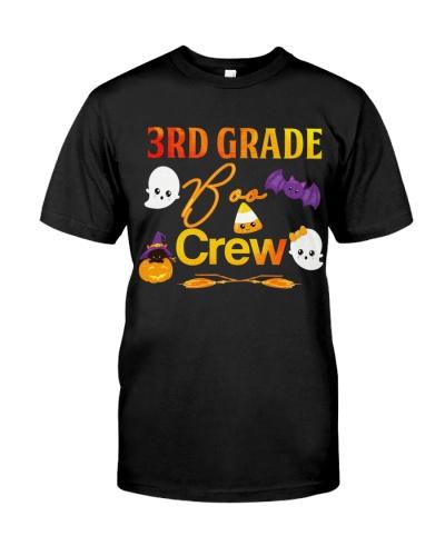 3rd grade boo crew