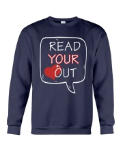 Read Your Heart Out Crewneck Sweatshirt thumbnail