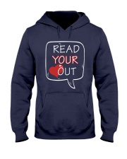 Read Your Heart Out Hooded Sweatshirt thumbnail