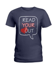 Read Your Heart Out Ladies T-Shirt thumbnail