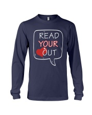 Read Your Heart Out Long Sleeve Tee thumbnail