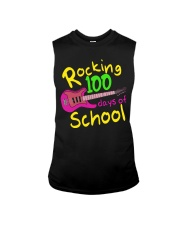 Rocking 100 days of School Sleeveless Tee thumbnail