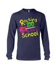 Rocking 100 days of School Long Sleeve Tee thumbnail