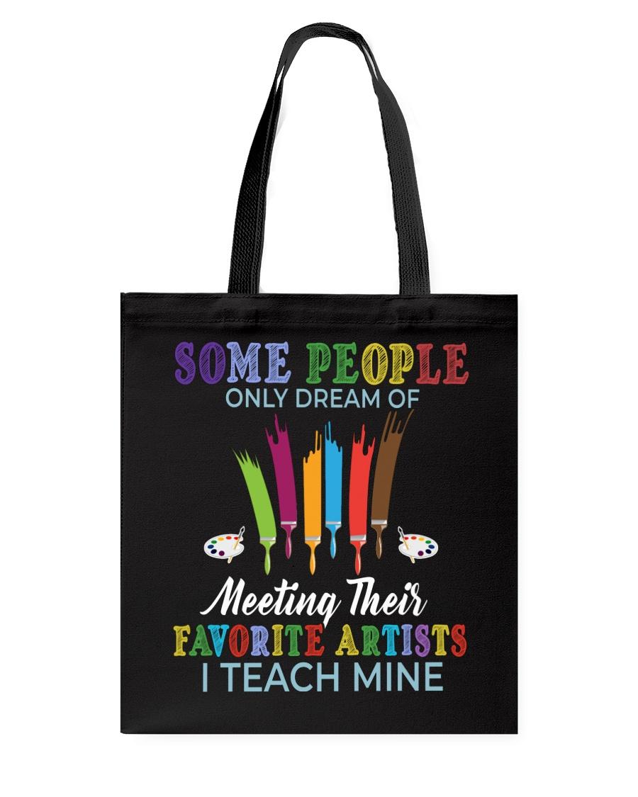 Favorite Artists Tote Bag