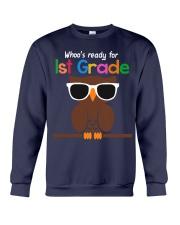 Ready for 1st grade Crewneck Sweatshirt thumbnail