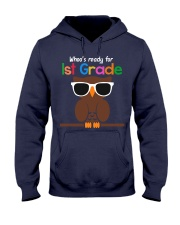Ready for 1st grade Hooded Sweatshirt thumbnail
