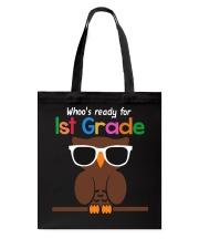 Ready for 1st grade Tote Bag thumbnail