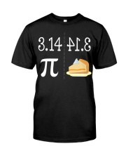 PI OR PIE Classic T-Shirt front