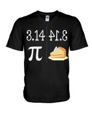 PI OR PIE V-Neck T-Shirt thumbnail