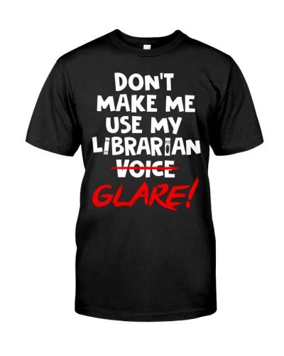 Librarian Glare