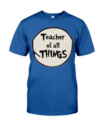 Teacher of all THINGS