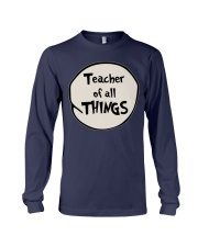 Teacher of all THINGS Long Sleeve Tee thumbnail