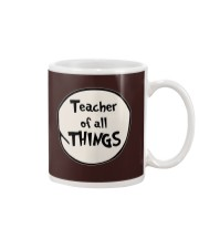 Teacher of all THINGS Mug thumbnail