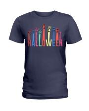 HALOWEEN SHIRT Ladies T-Shirt thumbnail