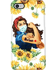 Nurse wear masks Phone Case i-phone-7-case