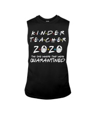 Kinder Teacher 2020 Sleeveless Tee thumbnail